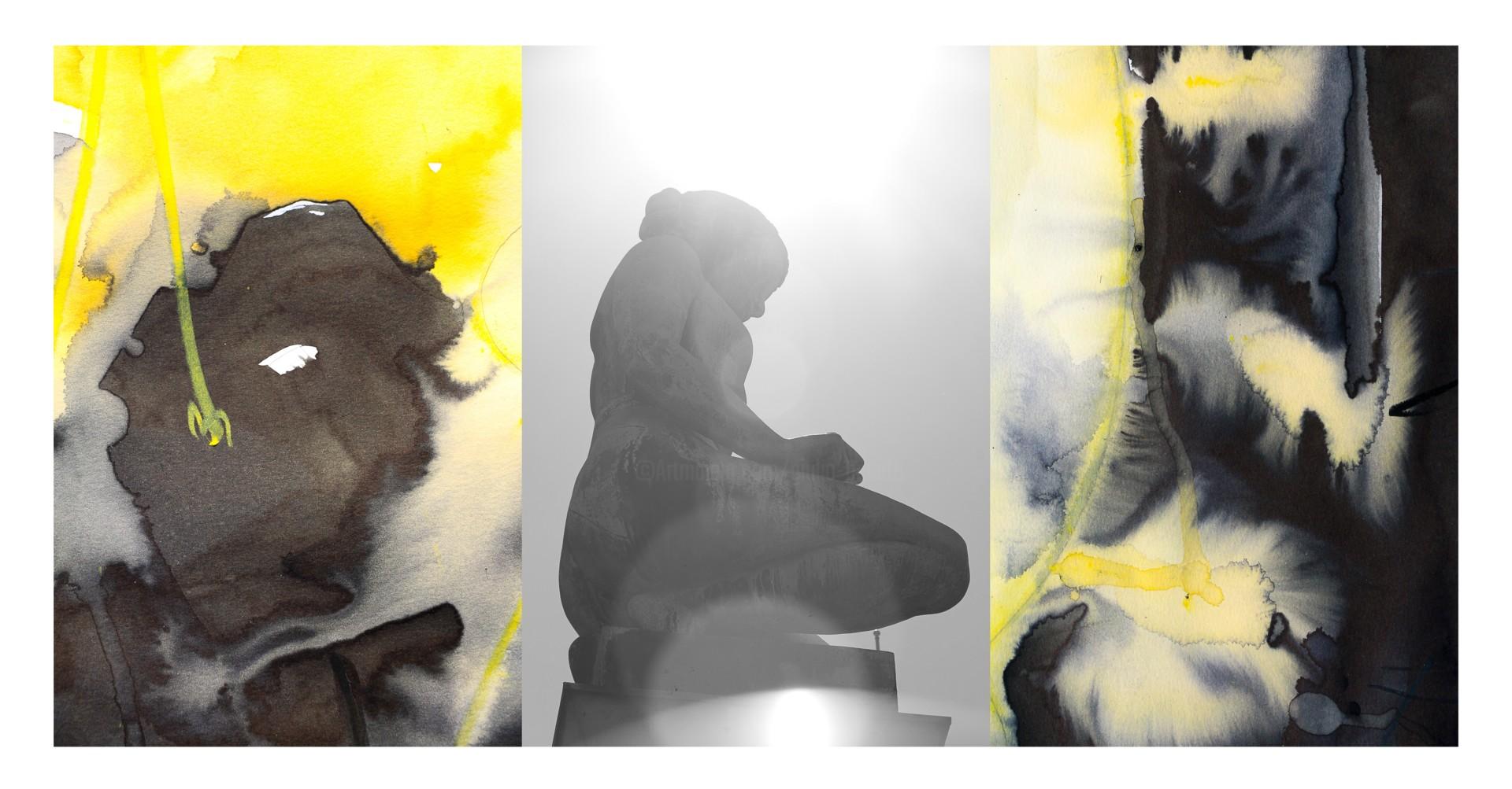 Giulio Benatti - triptych