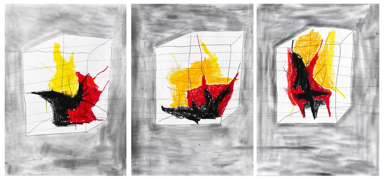 "Giulio Benatti - ""The rooms of the middle way"""