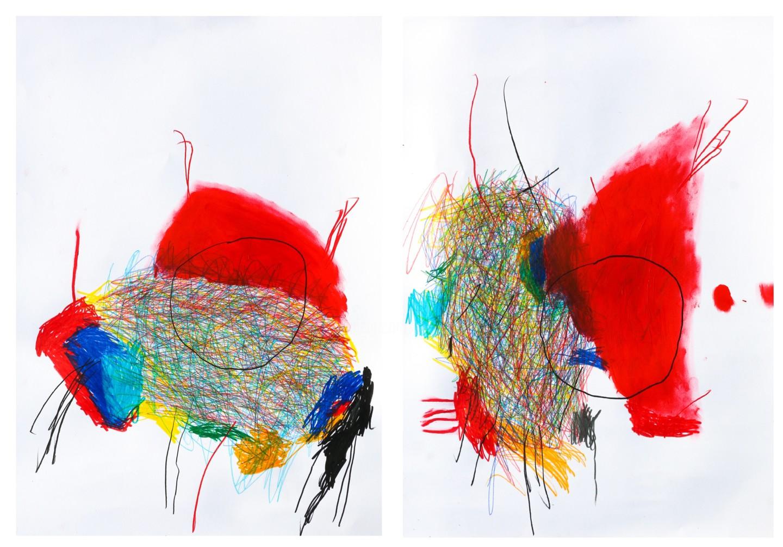 """Giulio Benatti - """"diptych"""" (21-12-2020)"""