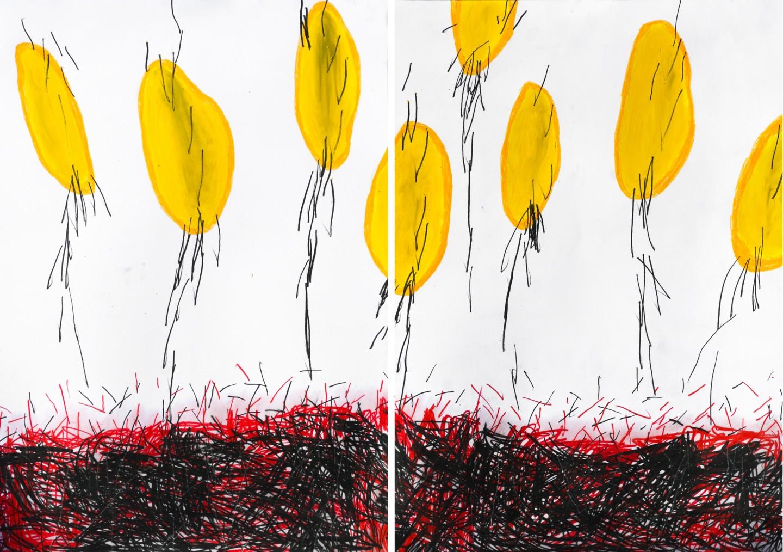 "Giulio Benatti - ""Luminescences"" 2"