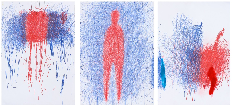 "Giulio Benatti - ""triptych"" (7-21)"