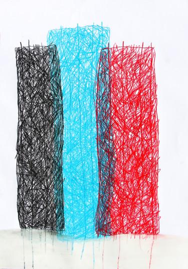 """"""" forse senza titolo"""" 1 (triptych)"""