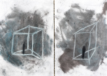 """""""No title"""" (diptych)"""