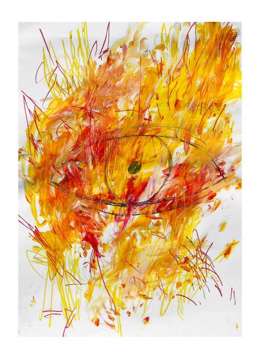 "Giulio Benatti - ""A happy aurora explodes in my eye"" Genet"